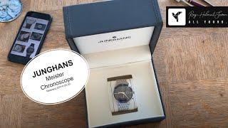 Junghans Meister Chronoscope - Referenz 027/4120.00 - Review in Deutsch