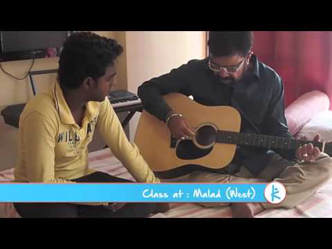 Music Personal & Group Classes in Mumbai by Amitabh Chakravarty