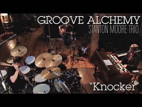 Stanton Moore Trio: Knocker online metal music video by STANTON MOORE