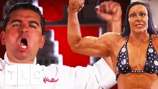 Most Technically Challenging Cakes   Cake Boss