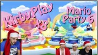 [REUPLOAD][RARE] KirbyPlay x4 Mario 1/2 Party 6