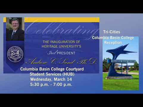 Ti-Cities Columbia Basin College Reception