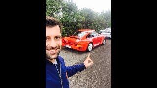 Niemiecka autostrada i Porsche 959 czy może być lepiej ?