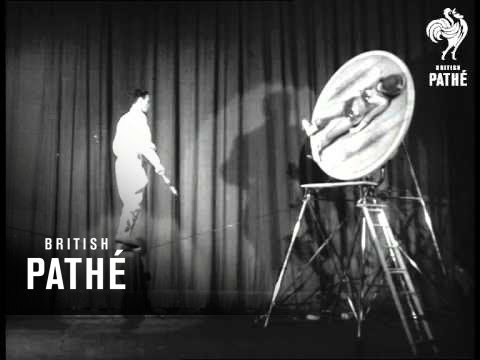 Knife Thrower (1949)