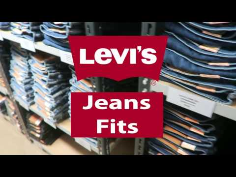 Levi's Fits Explained - 501, 504, 522, 527, 511 - www.buy-jeans.net