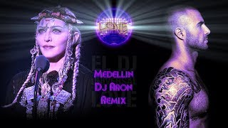 Madonna, Maluma   Medellín (Dj Aron Remix)