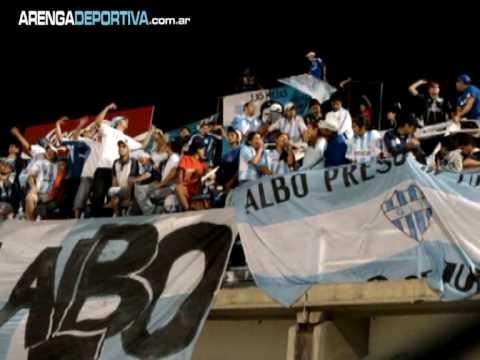 """""""HINCHADA DE GIMNASIA Y TIRO 2 LA FLORIDA 1.mpg"""" Barra: La Dale Albo • Club: Gimnasia y Tiro"""