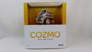 Anki Cozmo Unboxing/Setup!