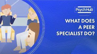 Spotlight on Peer Specialists: Who Are They and How Can They Help