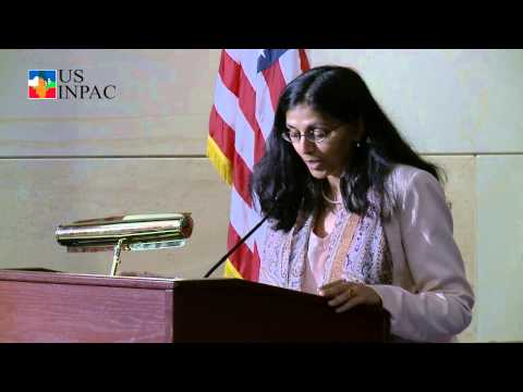 The Road Ahead Event Assistant Secretary of State Nisha Desai Biswal