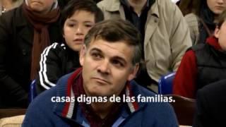 """Con el Prelado en Uruguay: visita al Centro educativo Los Pinos (clip 7/14, 1'34"""")"""
