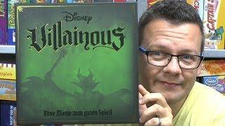 Disney Villainous (importiert von Ravensburger) - ab 10 Jahre - Zielgruppe?