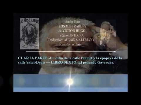 406 Audiolibro CUARTA PARTE LIBRO SEXTO LOS MISERABLES