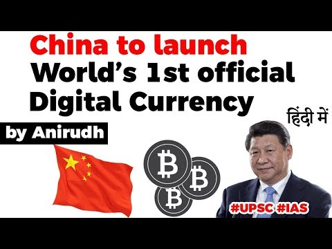 China to launch World's 1st official DIGITAL Currency, Will it crush US Dollar & Facebook's LIBRA?