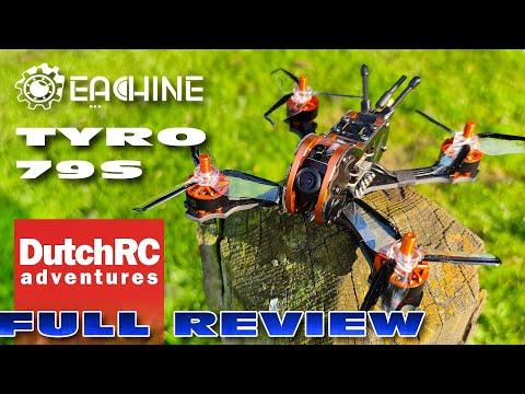 Eachine Tyro79S - FULL REVIEW