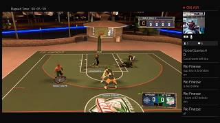 12 HOUR OMG NBA 2K17 FYM TRYOUTS MYPARK LIVESTREAM 2K SUBSCRIBERS GRIND. ALL SUBS COME TO THE PARK