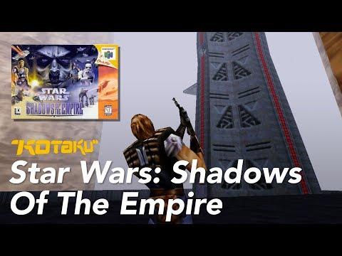 An N64 Star Wars Game Had One Level That Was Ahead Of Its Time