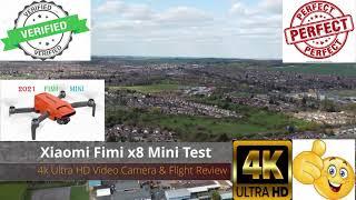 Best Drone Xiomi Fimi x8 Mini 4k Ultra HD Video Camera Review. Very Nice Musical Video Movie