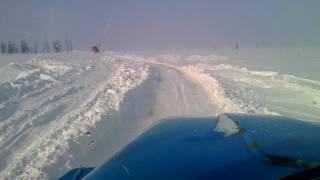 Зимник Ванкор- Корочаево