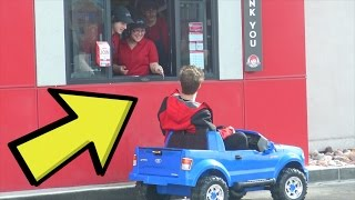 Toy Car Prank