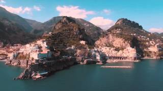 Flight over the Amalfi Coast