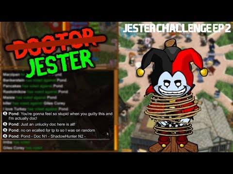 DOCTOR JESTER   Town of Salem Jester Challenge Ep 2.