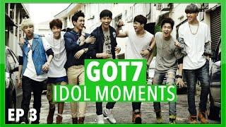 GOT7 (갓세븐) - IDOL MOMENTS (EPISODE 3)