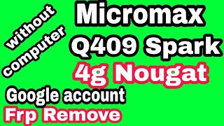 micromax q409 frp lock - Free Online Videos Best Movies TV
