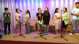 Salem YFCF Group Singing - I tlai ange