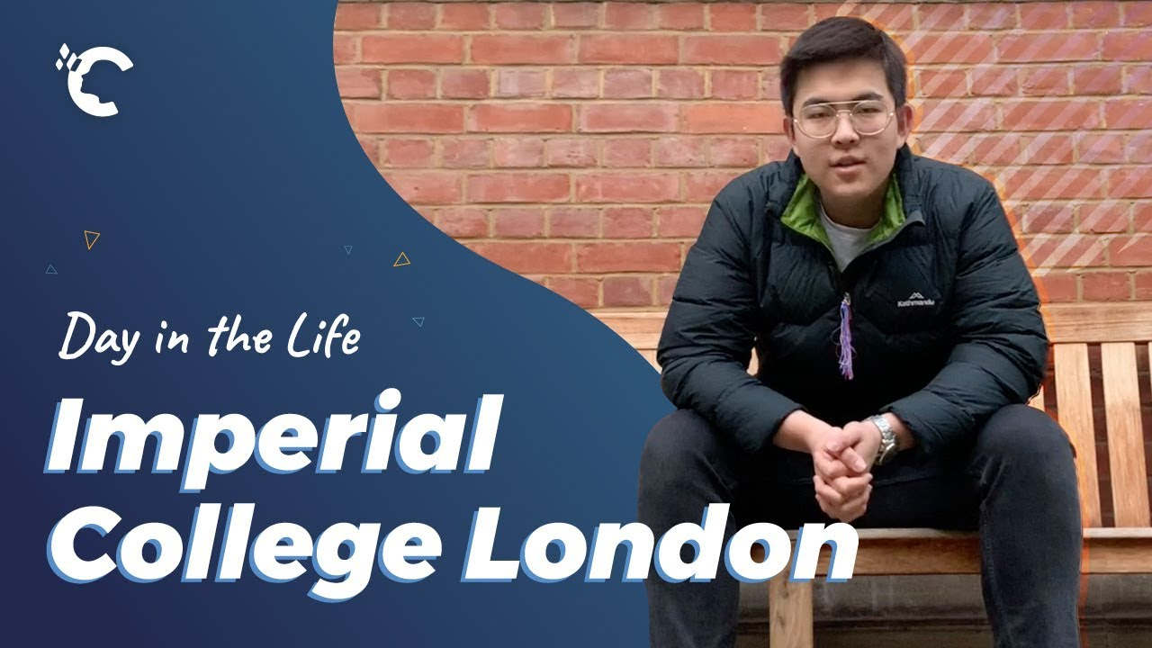 A Day in My Life: Imperial College London