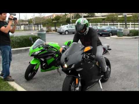 2013 Kawasaki Ninja 300 Official Video Australia Videos