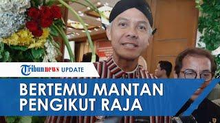 Keliling Keraton Agung Sejagat, Ganjar Pranowo Ngobrol dengan Eks Pengikut: Percaya Totok Itu Raja?