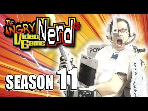 Angry Video Game Nerd - Season 11 (AVGN Full Season Eleven)