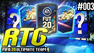 2 TOTS IN 1 PACK! - FIFA 20 RTG #03