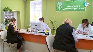 Городские поликлиники в минувшие выходные устроили день открытых дверей