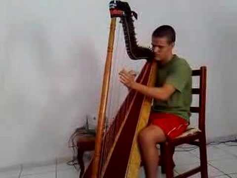 Iron Maiden grane na harfie