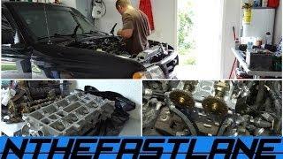 Head Gasket & Timing Ford Ranger/Mazda B