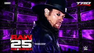 "WWE: The Undertaker - ""The Devil Inside"" - Official RAW 25 Promo Theme Song"