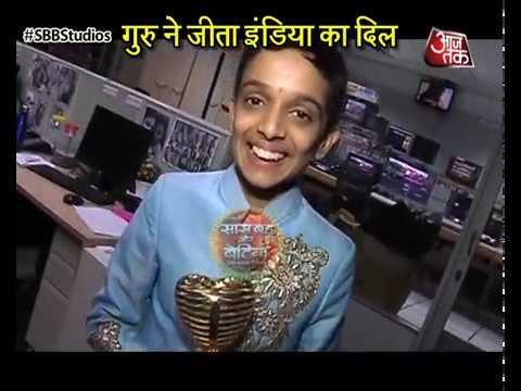 Love Me India Winner Gurukiran Hegde LIVE!