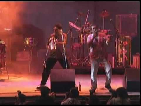 Los Auténticos Decadentes video En vivo en River Plate - Festival Argentina en Vivo 2000