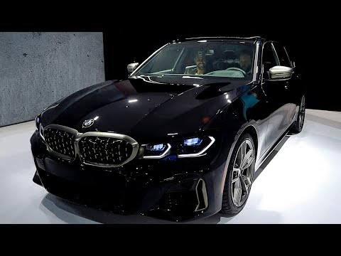 2019 BMW 3 Series M340i Walkaround