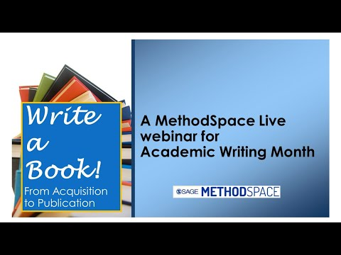 Write Your Book: From Acquisition to Publication