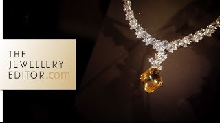 Harry Winston Jewellery At The V&A Hollywood Costume Exhibition