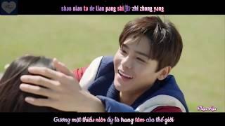 [Vietsub + Kara] [FMV] Sống không dũng cảm, uổng phí thanh xuân - Hầu Minh Hạo
