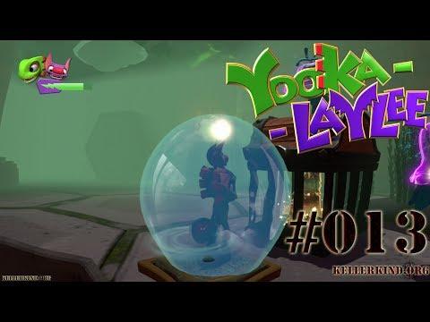 Unterwasserabenteuer ★ #13 ★ Speedy plays Yooka-Laylee [HD|60FPS]