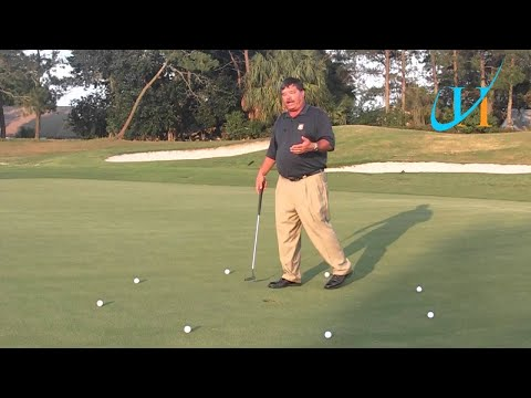 Learn to Putt Under Pressure with the Around the World Drill