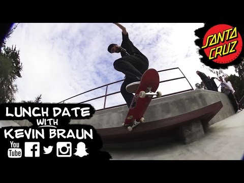 Lunch Date Episode 1 with Kevin Braun