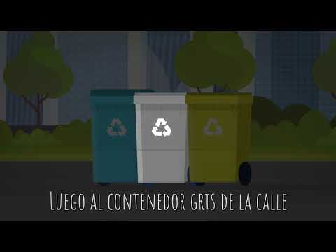 Campaña Málaga Viva. Más Vida. Usa mascarilla. Recíclala en el contenedor gris
