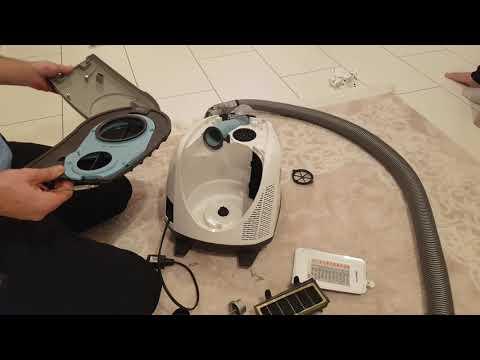 Bosch Relaxx'x Silence Pro Seilzug Reparatur (Alptraum) Deutsch