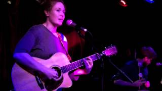 <b>Kat Flint</b> Performs Ghosts Of Ships At The Water Rats London 25 June 2013
